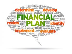 Financial Plan and Bookkeeping Services
